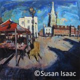 Susan Isaac - Market Place Newark-on-Trent