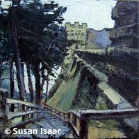 Susan Isaac - Derwent Reservoir Dam