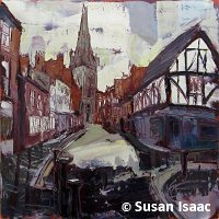 Susan Isaac - Kirk Gate, Newark