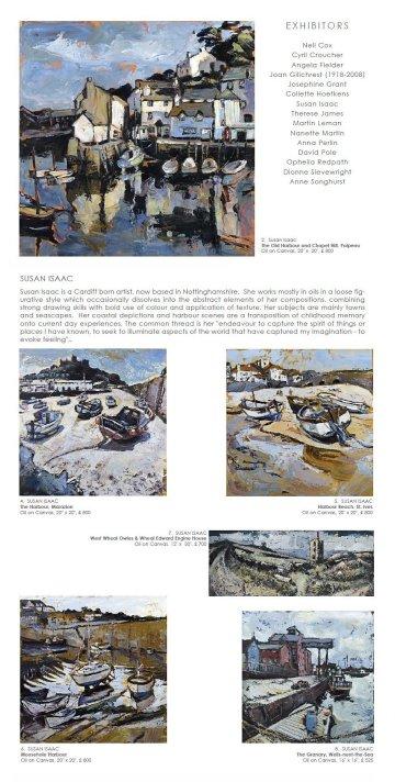 Wren Gallery Autumn Exhibition Catalogue 2013