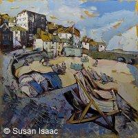 Susan Isaac - The Wharf, St Ives