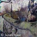Susan Isaac - Magdalen Bridge, Oxford