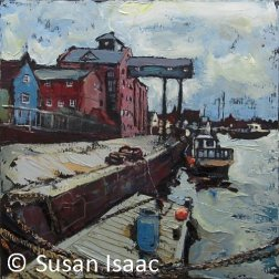 Susan Isaac - The Granary, Wells next the Sea