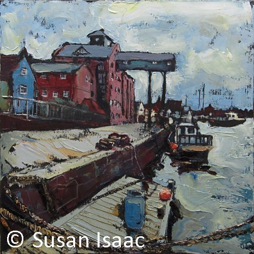 Susan Isaac - The Granary, Wells next the Sea