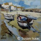c-Susan Isaac - The Harbour Beach at St Ives IMG_2665