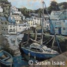 c-Susan Isaac - The Old Harbour Wall at Polperro IMG_4261