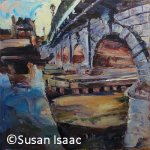 Susan Isaac - Trent Bridge at Newark