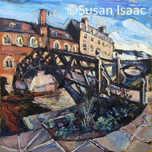 Susan Isaac - Mathematical Landscape Cambridge