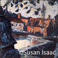 Susan Isaac - Bishop Bridge, Norwich