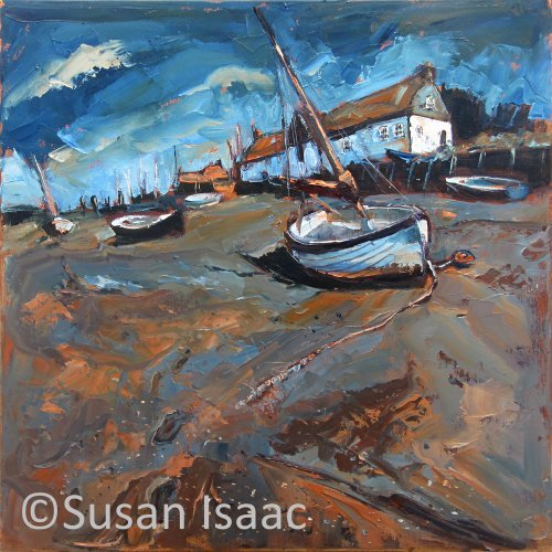Susan Isaac - Burnham Overy Staithe