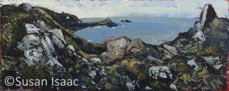 Susan Isaac - Cape Cornwall