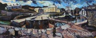 Susan Isaac - Charlestown Harbour