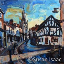 Susan Isaac - Kirk Gate, Newark-on-Trent