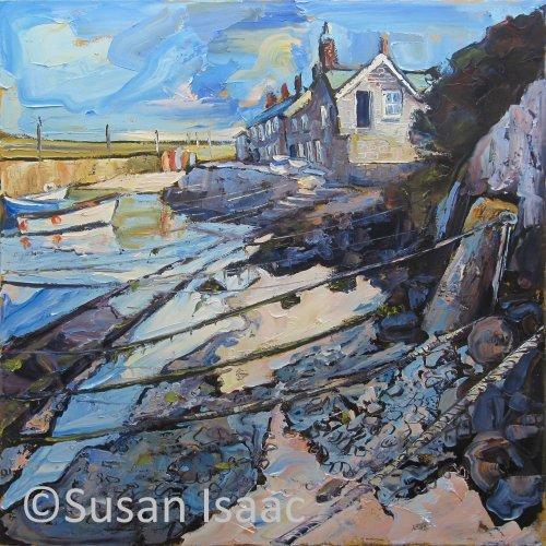 Susan Isaac - Mousehole Harbour
