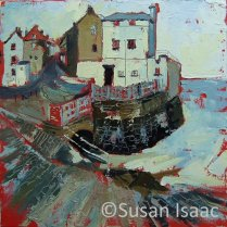 Susan Isaac - The Bay Hotel, Robin Hood's Bay