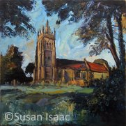 Susan Isaac - The Church at Upton