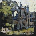 Susan Isaac - The Priory Church at Newstead Abbey