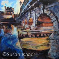Susan Isaac - Trent Bridge at Newark-on-Trent