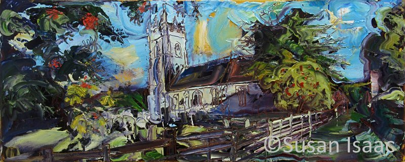Susan Isaac - Upton Church