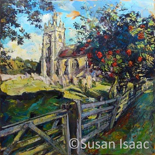 Susan Isaac - Upton Church