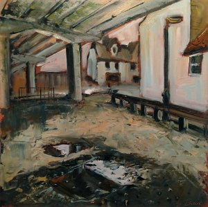 Susan Isaac - Anglia Square Norwich