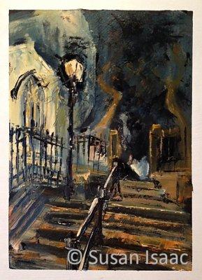 Susan Isaac - St Peter Mancroft (Sat 13-10-18 Nocturne)