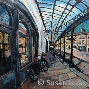 Susan Isaac - Arcade on Terrace Road Buxton