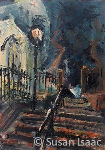 Susan Isaac - St Peter Mancroft, Norwich
