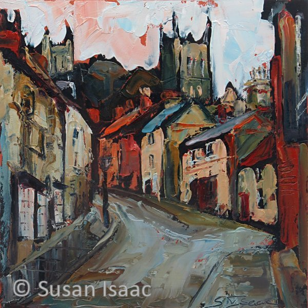 Susan Isaac - Steep Hill, Lincoln
