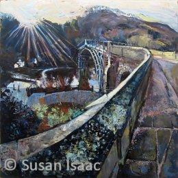 Susan Isaac - The Iron Bridge