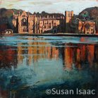 Susan Isaac - Newstead Abbey across the Lake