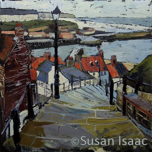 Susan Isaac - The 199 Steps Whitby