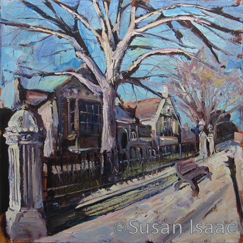Susan Isaac - The Gilstrap Centre Newark-on-Trent