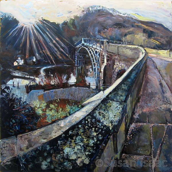 Susan Isaac - The Iron Bridge