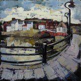 Susan Isaac - The Swing Bridge Whitby