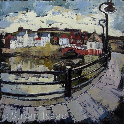 Susan Isaac - The Swing Bridge Whitby