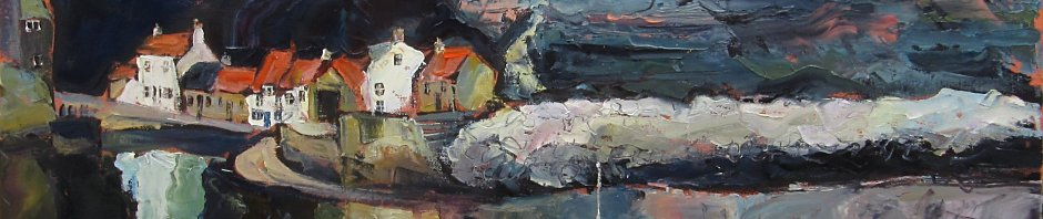 Susan Isaac - Staithes