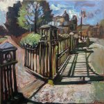 Susan Isaac - Into the Gardens (Buxton)
