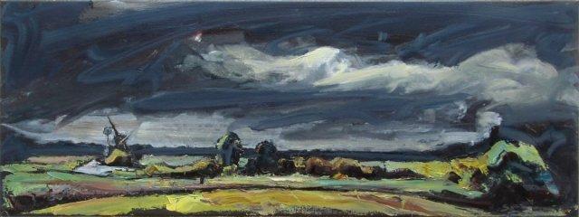 Susan Isaac - How Hill (Norfolk Broads)