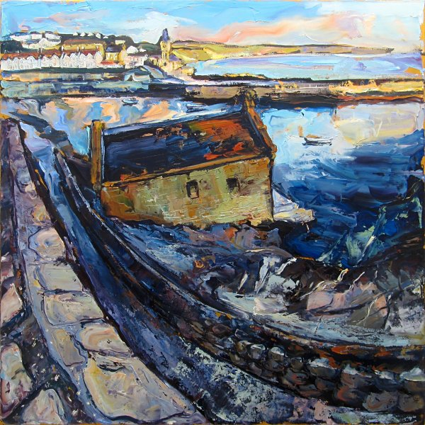 Susan Isaac - Porthleven and the Old Lifeboat Station