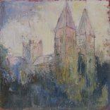 Susan Isaac - Southwell Minster in the Morning