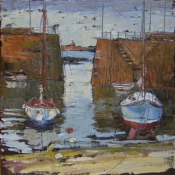 Susan Isaac - The Mouse Hole at Mousehole