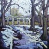 Susan Isaac - Southwell Minster from the Park