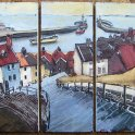 Susan Isaac - Whitby Steps and Harbour (2009)