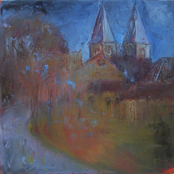 Susan Isaac - Southwell Minster at Night