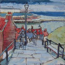 Susan Isaac - The 199 Steps Whitby (2008)