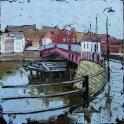 Susan Isaac - The Swing Bridge Whitby (2009)