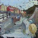 Susan Isaac - Slipway on Staithes Beck (2009)