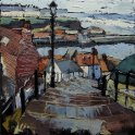 Susan Isaac - The 199 Steps Whitby (2010)