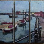 Susan Isaac - The Harbour Wells-next-the-Sea